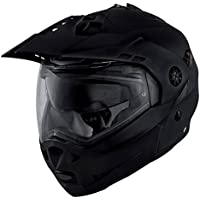 Caberg Tourmax Motorcycle Helmet L Matt Black