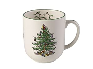 Spode Christmas Tree Mug