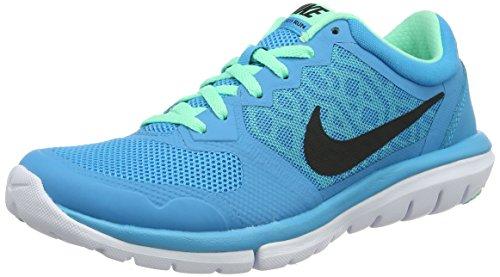 Nike Pico 4 (Tdv), Sneaker donna Hellblau
