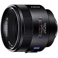 Sony SAL50F14Z Obiettivo a focale fissa PT 50 mm F1.4 ZA SSM, Nero