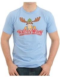 Lampoons Walley World LT Blue T-Shirt