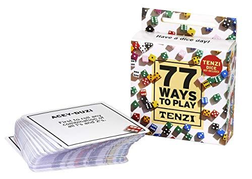 Tenzi 77 Ways to Play Tenzi Game