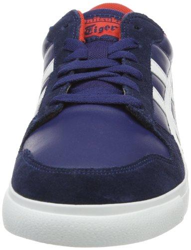 ASICS A-sist, Sneakers Basses adulte mixte Bleu - Bleu
