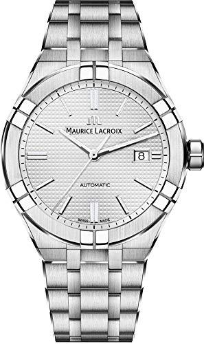 Reloj Automático Maurice Lacroix Aikon Gents, 42 mm, Día, AI6008-SS002-130-1