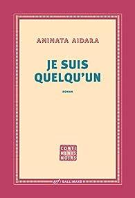 Je suis quelqu'un par Aminata Aidara