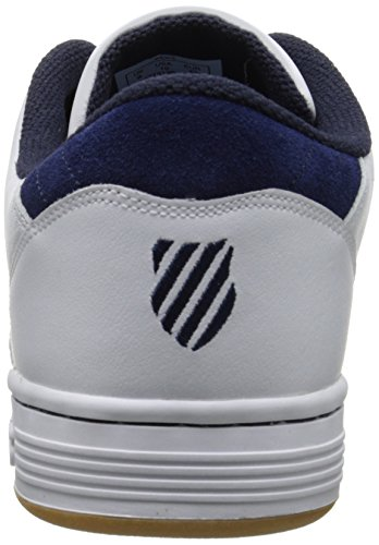 K-Swiss Men's Lozan III White/Navy/Gum