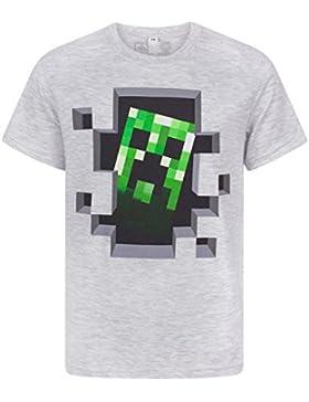Minecraft Niño Camiseta