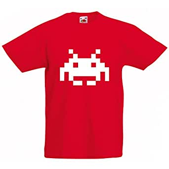 Space Invaders T-shirt pour enfant