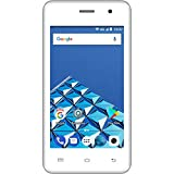 Konrow Easy One Smartphone Débloqué 4G (4 pouces, 8Go, 1Go de Ram, Double Sim, Android 7) Blanc