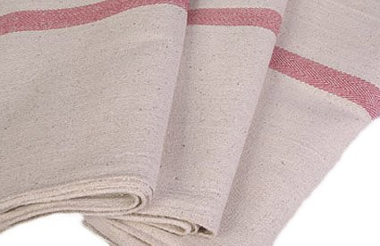sleepbeyond-100-cotton-herringbone-weave-heat-resistant-oven-cloth-natural-48x74cm-10-pack