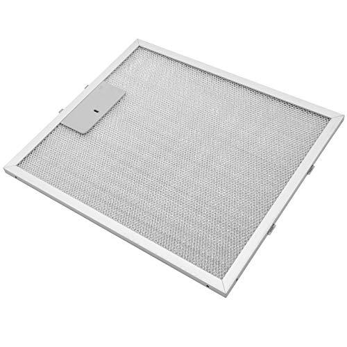 vhbw Filtro metálico para grasa, filtro permanente 30,55x 26,75x 0,85cm repuesto para...