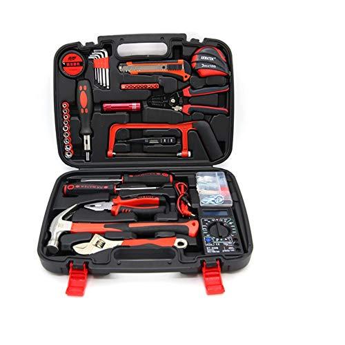 79 Werkzeug-Kit Für Die Heimreparatur Für Allgemeine Reinigungskits Für Die Heimpflege Mit Kunststoffboxen