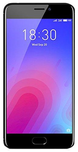 Meizu M6 - Smartphone DE 5.2' (RAM de 3 GB, Memoria Interna de 3 GB, Camara de 13 MP, Android) Color Negro