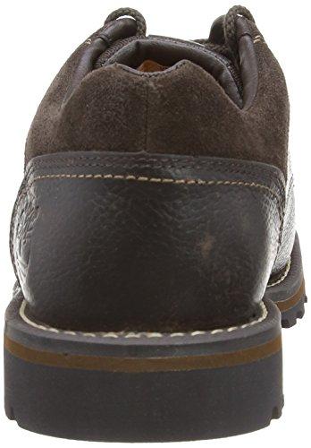 Timberland Ek Larchmont Oxford, Chaussures de ville homme Marron (Dark Brown)