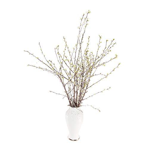 Dekozweig Kirschzweige-Bund (10, ca. 60-80cm): frische Zweige | Dekoäste blühend | Äste Kirschblüte | Osterdeko