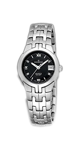 Watch Candino C2088/3 LADY BLACK DIAL STAINLESS STEEL