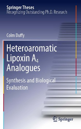 Heteroaromatic Lipoxin A4 Analogues: Synthesis and Biological ...