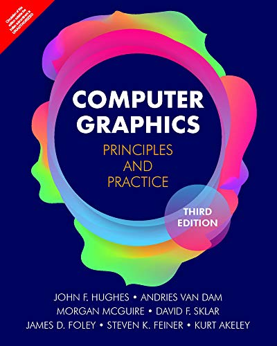 Computer Graphics: Principles and Practice by Pearson
