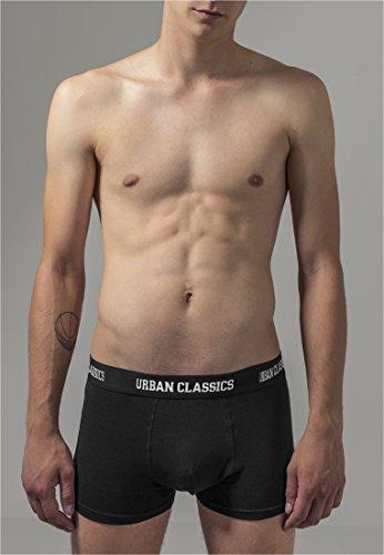 Modal Boxer Shorts Double-Pack black XXL