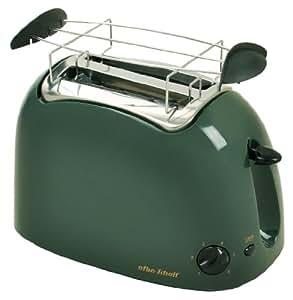Efbe-Schott - SC TO 1000 GR - Grille-pains, 800 watts, Vert