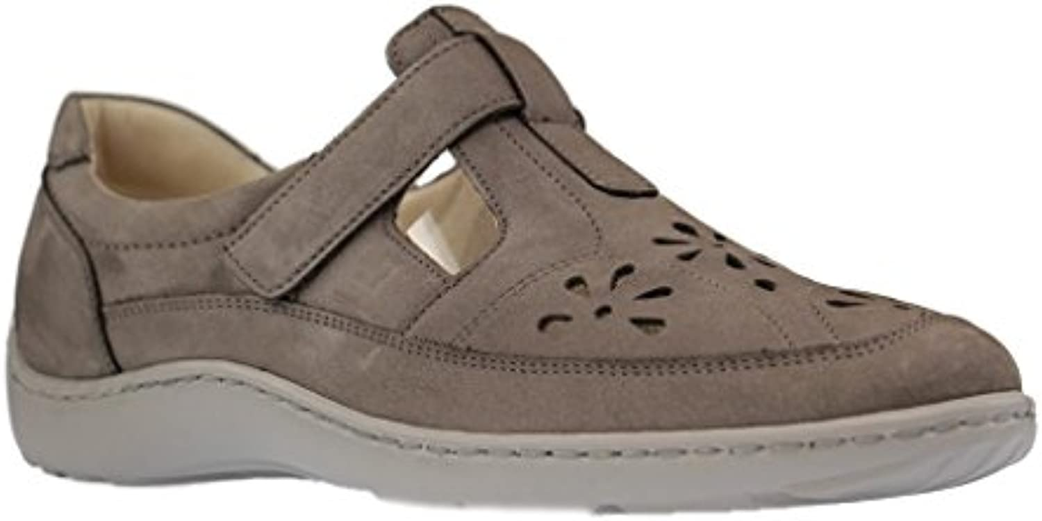 5 41 5 40 Mesdames 38 38 5 Slipper 37 Largeur Chaussures 39 Gris 41 w1aqcP6x