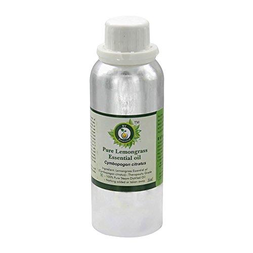 R V Essential Puro Lemongrass - Olio Essenziale