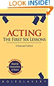 #8: Acting: The First Six Lessons
