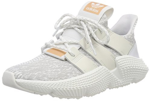 adidas Damen Prophere Gymnastikschuhe, Elfenbein FTWR White/Supplier Colour, 38 EU