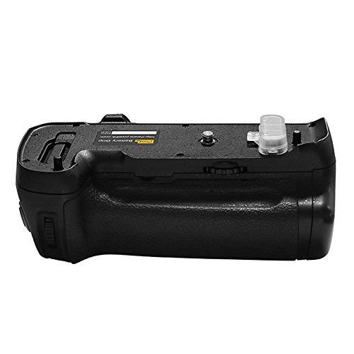 Batteriegriff für Nikon D500, Pixel Vertax D17 Professioneller Multifunktions-Batteriehandgriff für Nikon D500 kompatibel mit EN-EL15 Lithium-Akku oder AA/LR 6 Akku (Ersatz für Nikon MB-D17)