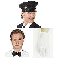 Chauffeur Set Hochzeitsfahrer Service