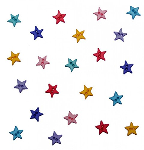 Flirt Mini (Kleid It Up Geformte Spitze in Ansteckknopf-Optik Pack-Stars Flirt Mini's)