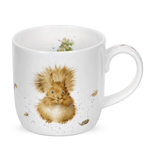 wrendale-by-royal-worcester-treetops-redhead-squirrel-single-mug