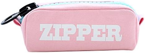 Pencil Case Papeterie créative Fournitures Pouch Pen Sac meilleur cadeau Rose B019SPU83Q | Paquet Solide Et élégant