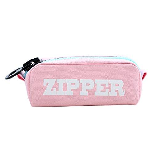 Federmäppchen Schreibwaren Material Pouch Feder-Beutel-bestes Geschenk Pink