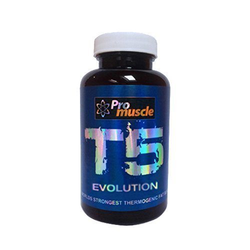 ProMuscle Products T5 Thermobolic Evolution 2 Capsules – Pack of 60