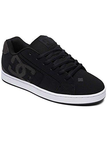 Dc Net Se M Shoe Wah, Sneaker Uomo Noir / Noir / Gris