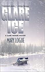 Glare Ice (Worldwide Library Mysteries) by Mary Logue (2002-12-01)