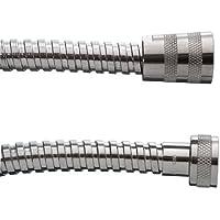 Cornat TECBW3312 Flexible de douche Acier Inox 0,80 m Chromé