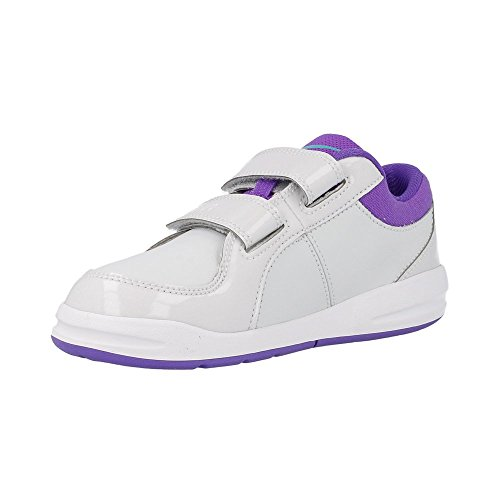 NIKE 454477-006 PICO 4 pure scarpe unisex bambini strappi Grigio