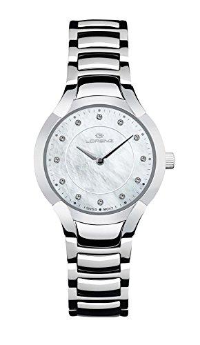 Lorenz 026762FF Reloj de pulsera para mujer