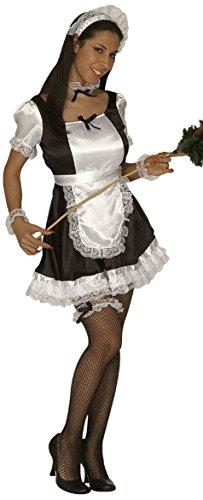 (Video Delta–Dienstmädchen Kostüm 'french maid', Größe XL)