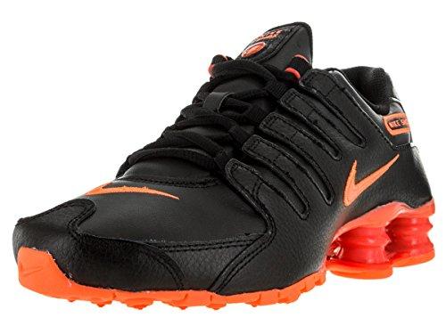 Shox NZ scarpa da running Black/Bright Mango/Brght Crmsn