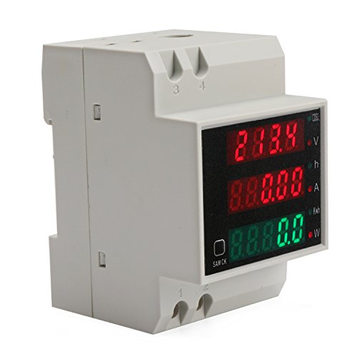 drokr-din-rail-multi-functional-digital-display-ac-80-300v-100a-current-voltage-power-ammeter-voltme