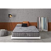 Living Sofa Simpur Relax COLCHÓN VISCO GRAFENO Grosor 25 cm 180X200 con 5 cm Multicapa