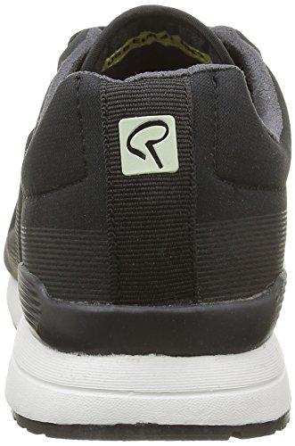 Redskins Herren Zagar Sneaker Schwarz - Noir (Noir 02)