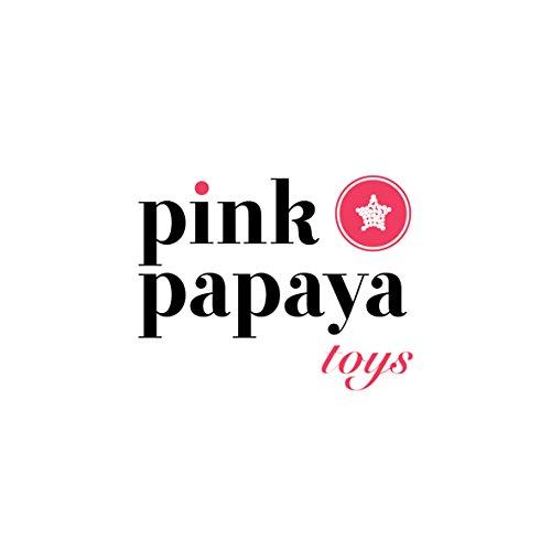 Plüschpferd XXL 75 cm – Stehpferd Polly – fast lebensgroßes Spielpferd zum drauf sitzen bis 100 kg belastbar, mit verschiedenen Sounds, Spielzeug Pferd zum Träumen von Pink Papaya Toys - 7