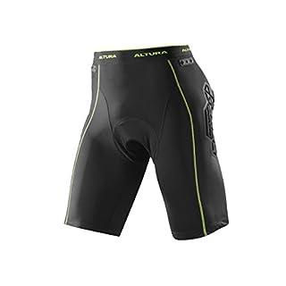 Altura Baselayer Shorts Protector Progel Schwarz (Large , Schwarz)