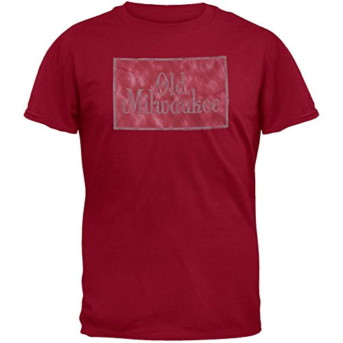 old-milwaukee-logo-t-shirt-2-x-large-maroon