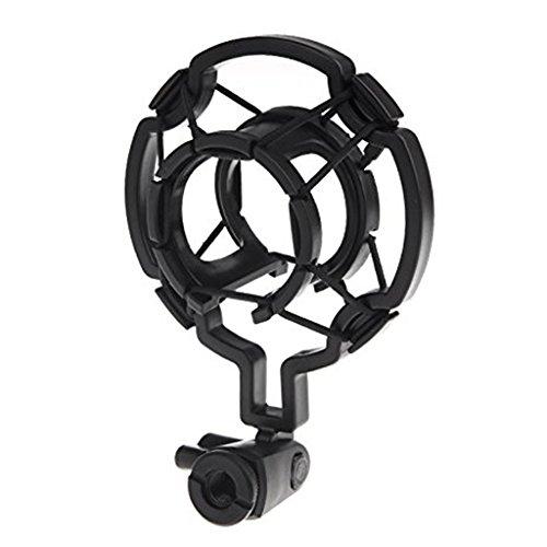 MagiDeal Universalmikrofon Shock Mount Cradle Halterclip Stand Mic Cradle-mp3-player