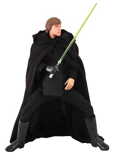 Quarter Maßstab: Jedi Luke Skywalker Action Figur (Luke Skywalker Hoth Kostüm)